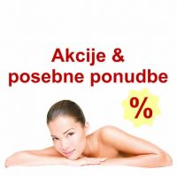 Akcije in posebne ponudbe - Wellness center Patricia, Rogaška Slatina