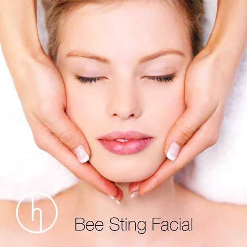 Bee Sting Facial nega obraza - Heaven